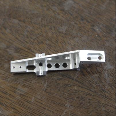 半導体製造装置 アルミ成形品