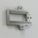 ワイヤーカット加工による 超高精細ロードセル